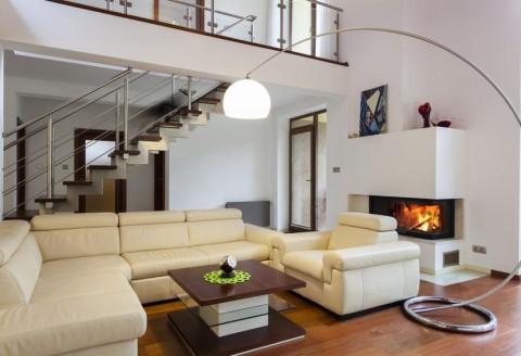 Offene Treppe Wohnzimmer Home Design Inspiration