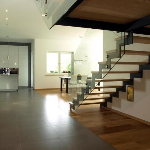 Innenansicht Treppe